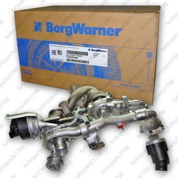 03L145715D Turbolader VW Transporter Multivan Bus Bi-Turbo 03L145715Jx T5 T6 53049700139 03L145715J