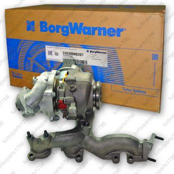 53039880207 turbolader 03l253056c 03l253010d 2 0 2 liter. Black Bedroom Furniture Sets. Home Design Ideas