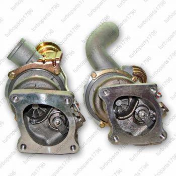 RS4 Turbolader KKK Borg Warner