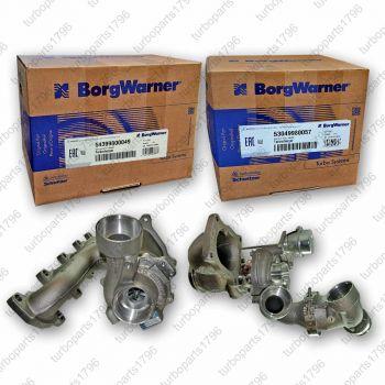 Turbolader 53049880057 54399880049 Original R2S Aufladung KP39+K04