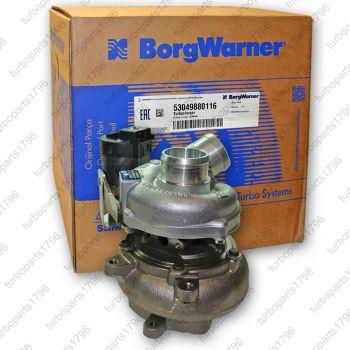 53049700115 Rover Turbolader