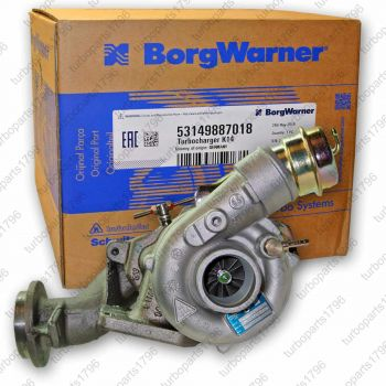 Vw T4 Caravelle Turbolader 074145701A Turbo Transporter Volkswagen 2.5L TDI 75kw 102Ps