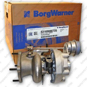 porsche turbolader K16-6735 Turbolader Porsche 911 Turbo 993 3.6 Liter 408Ps 99312301451 993.123.014.51 99312301452 993.123.014.52
