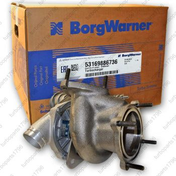 porsche turbolader K16-6736 Turbolader Porsche 911 Turbo 993 3.6 Liter 408Ps 99312301351 993.123.013.51 99312301352 993.123.013.52
