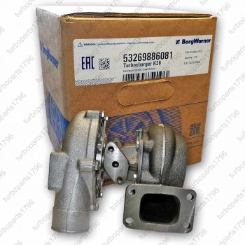 NOS NEW HOLLAND FORD 6 CYL TURBO CHARGED DIESEL ENGINE 2704ET NOZZLE 382690