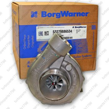 Turbolader für Mercedes Truck LKW Actros