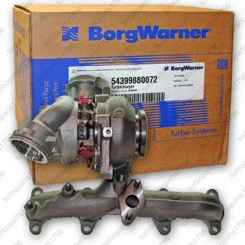 Turbolader 03G253019K 03G253014D 03G253014M