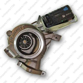 turbocharger A6460900180