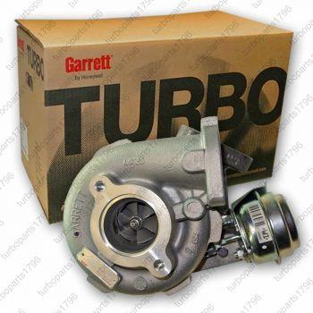 14411EB300Neuer originaler Turbolader GTA2056LVNissanNavara