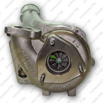 turbocharger Garrett GTB 1756 VK