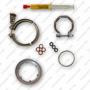 7796312 Montage Kit Turbolader BMW 11657796312 325d 330d 330xd 758352-26