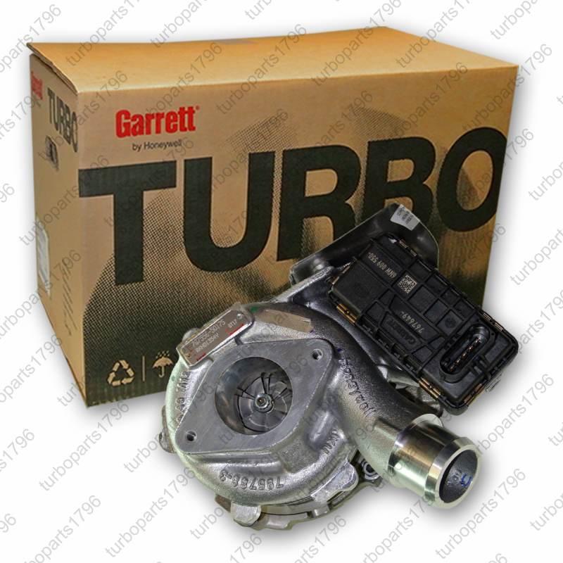 Ford 2 3 Garrett Turbo: 787556-17 Turbolader Ford Tourneo Custom Transit Ranger 2