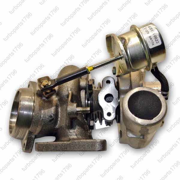 454207-5001S Mercedes Benz Sprinter 2 3 4 Turbolader A6020960199 454207-0001
