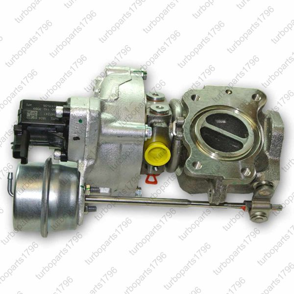53039700118 11657600890 53039700146 BMW Mini Turbo