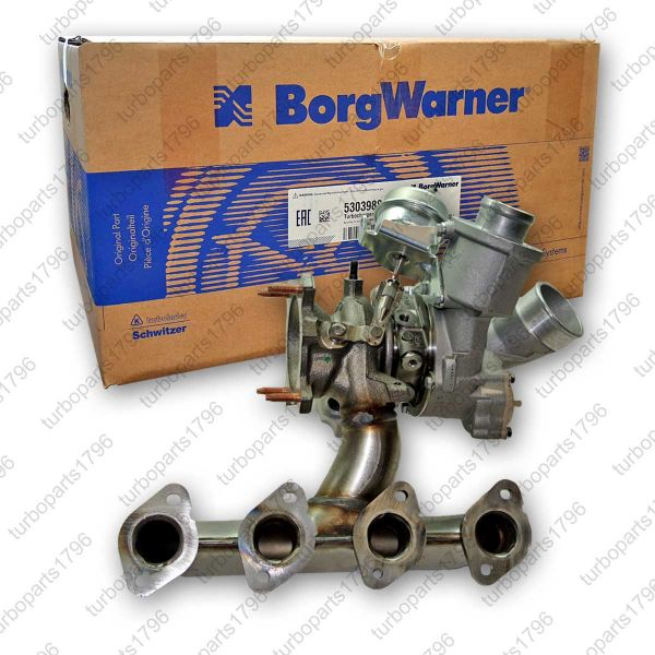 Turbolader MERCEDES-BENZ A 200 Turbo B 200 Turbo A200 B200