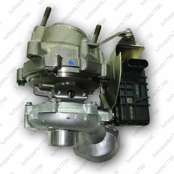 BMW Turbolader 320Cd E46 731877-5009S 11657790994 320d