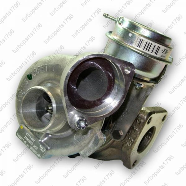 740911-5006S  BMW Turbolader 318d 318td E46 Touring Limousine