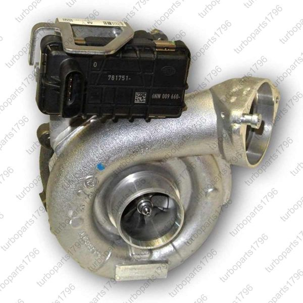 758351-5024S Turbolader 11657794260 BMW