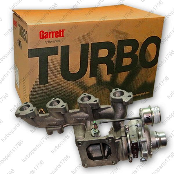 802419-5006S Ford Turbolader