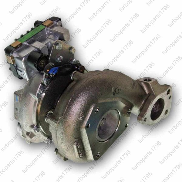 802774-5006S Turbolader A6420901186 Mercedes