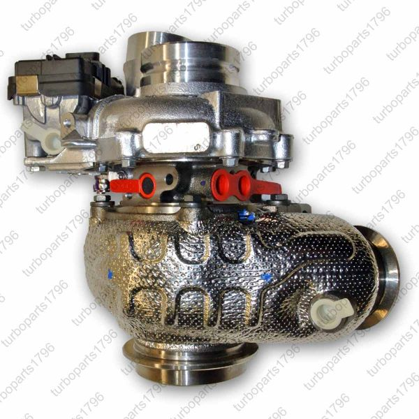 Mercedes Benz Turbolader 831120-5010S, 831120-0010, 831120-10